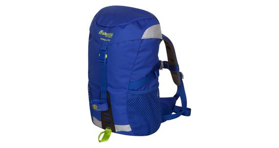 Bergans Nordkapp 12L Backpack Junior Cobalt Blue/Neon Green